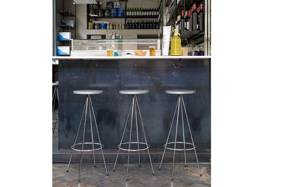 Taburetes de bar y cocina Nuca