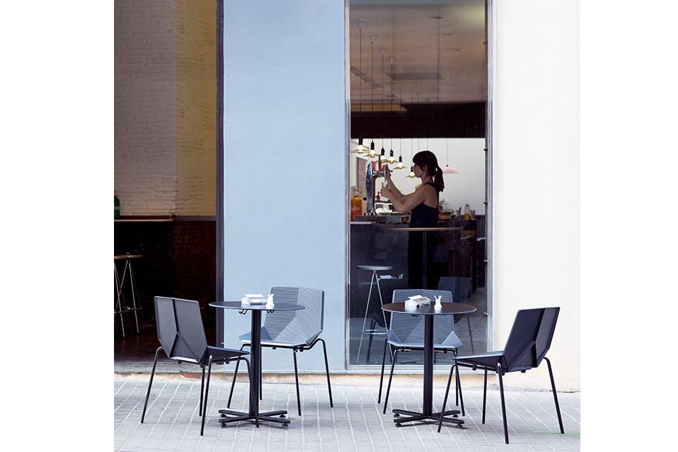 Mesas de bar Oxi bistrot