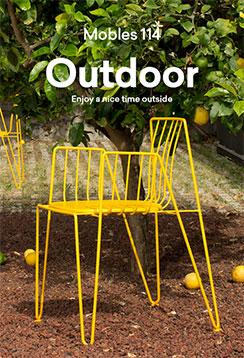 Catálogos de muebles outdoor