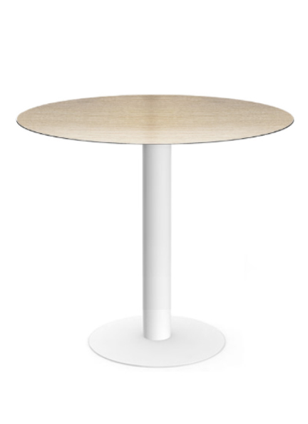 Pey central base round tables