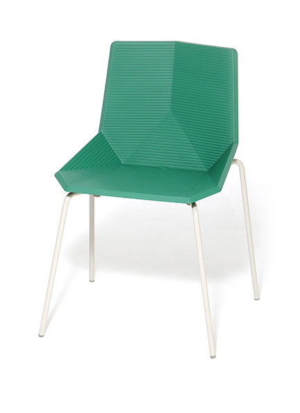 Mariscal Green colors metal chairs