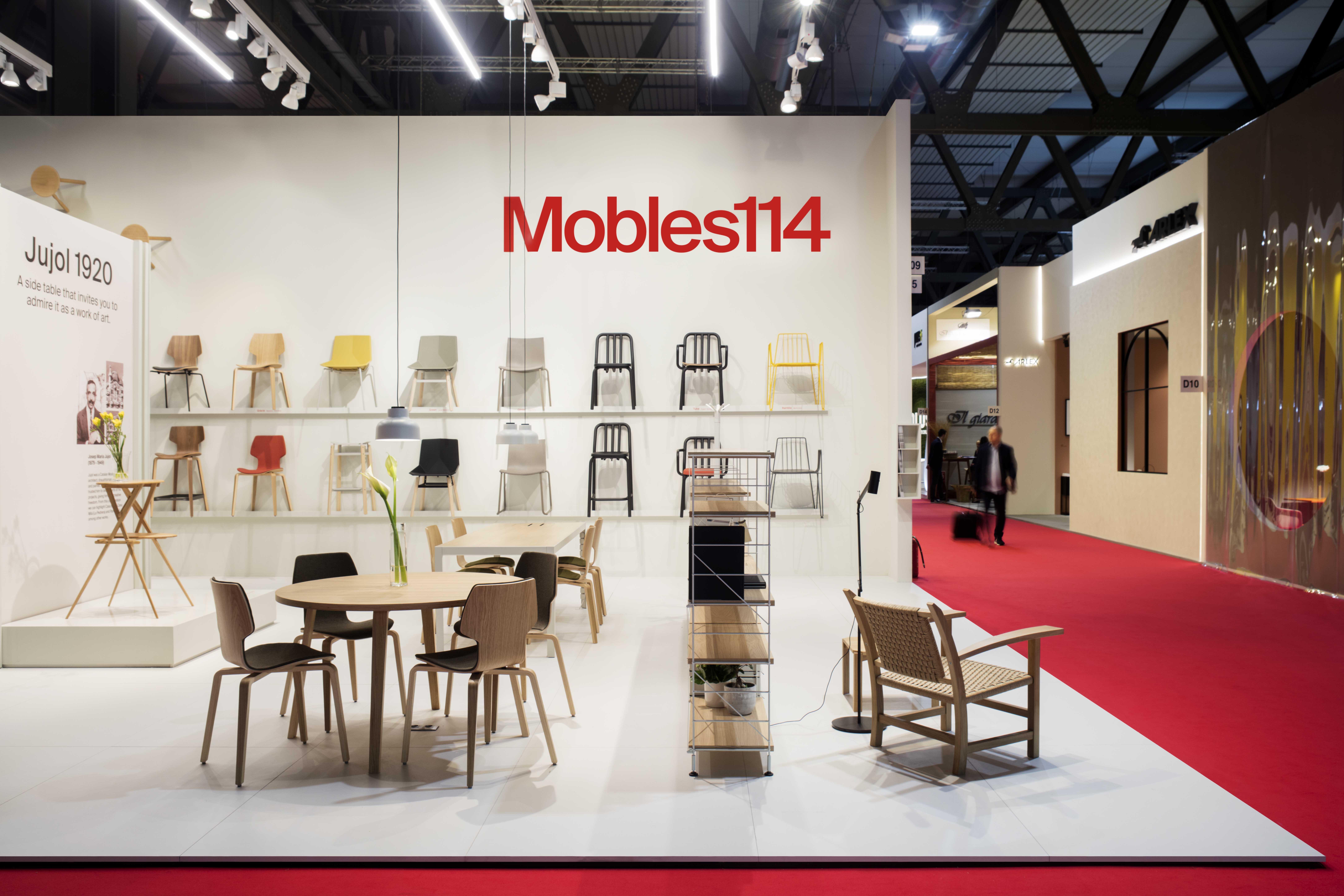 mobles 114 - Stand Salone del Mobile Milano 2019