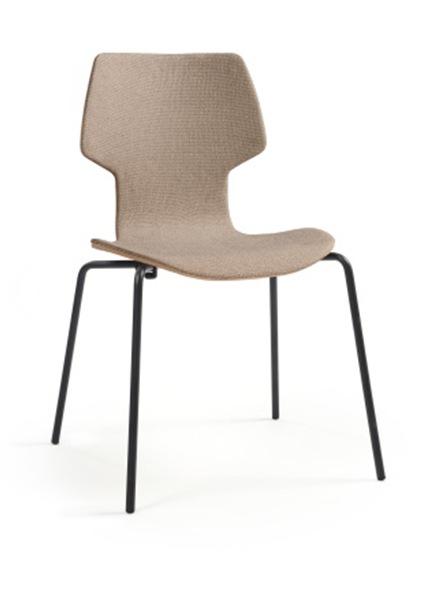 Silla textil Gràcia - Mobles 114